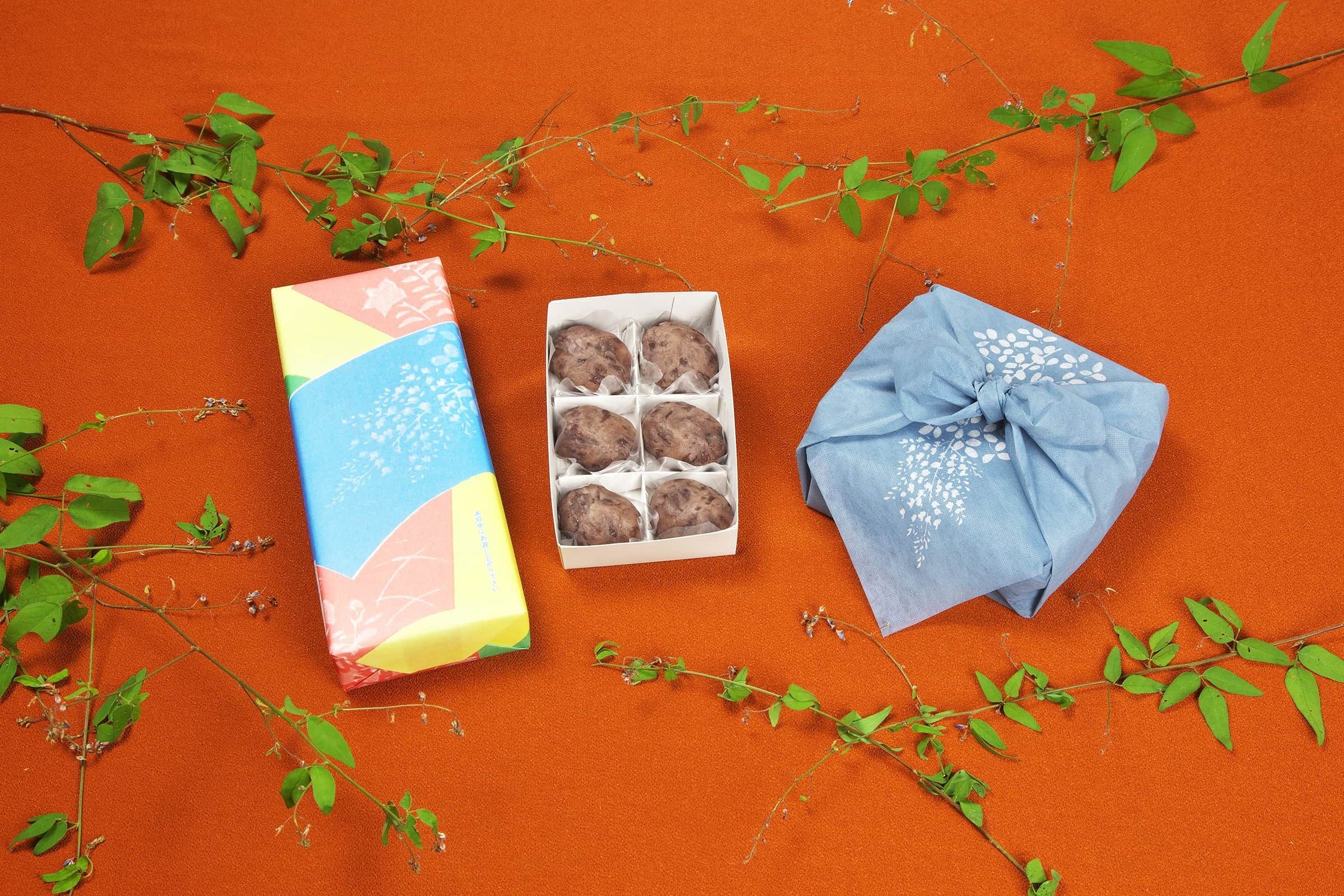 九月 萩の餅
